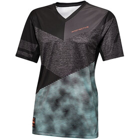 Protective P-MX-60 Bike Jersey Shortsleeve Men grey/black